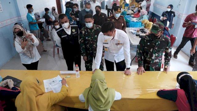 Pemkab Gowa Massifkan Vaksinasi Covid-19, Sasar Warga di 18 Kecamatan