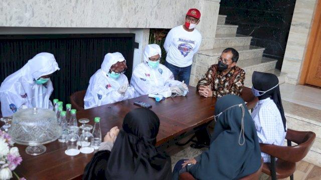 Danny Ancam Pecat Camat dan Lurah yang Tak Dukung Tim Detektor Makassar