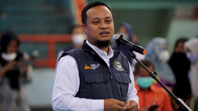 Sasar Vaksin Remaja SMP-SMA Bersama BIN, Plt Gubernur Sulsel Minta Vaksinasi Dipercepat