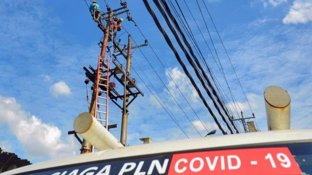 Siagakan 2.888 Personel, PLN Jamin Ketersediaan Listrik RS Rujukan Covid-19 di Sulselrabar