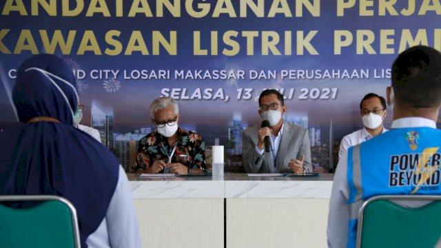 Kawasan Listrik Premium Pertama di Sulawesi Kini Ada di Makassar