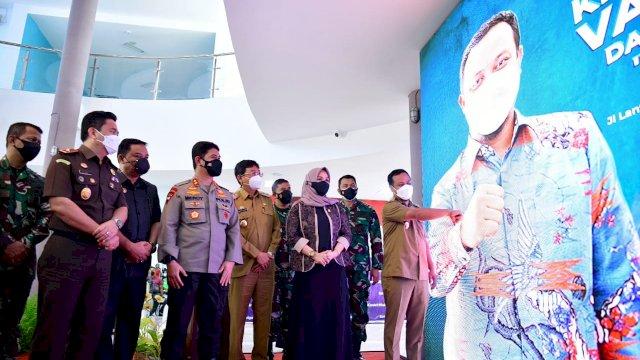 Tekan Angka Covid-19 di Sulsel, Plt Gubernur Luncurkan Telemedicine 'Hallo Dokter'