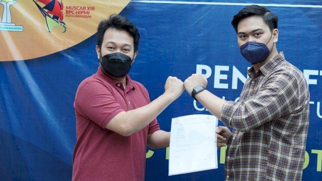 Putra Rusdin Abdullah, Nidal Siap Nakhodai HIPMI Makassar