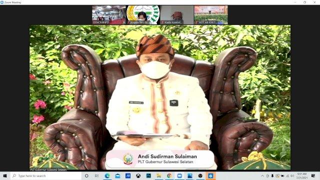 Hadiri Hari Jadi Toraja Utara, Plt Gubernur: 400 Miliar Anggaran Masuk Ke Torut
