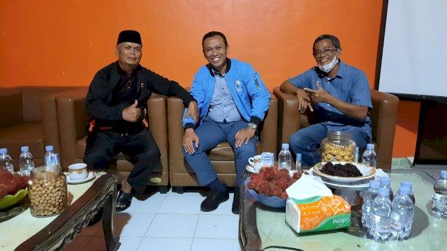 Berkunjung ke Enrekang, Muslimin Bando Sambut Ketua Gelora Sulsel