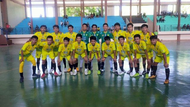Jelang Praporprov, Tim Futsal AFK Barru Raih Kemenangan dalam Dua Laga