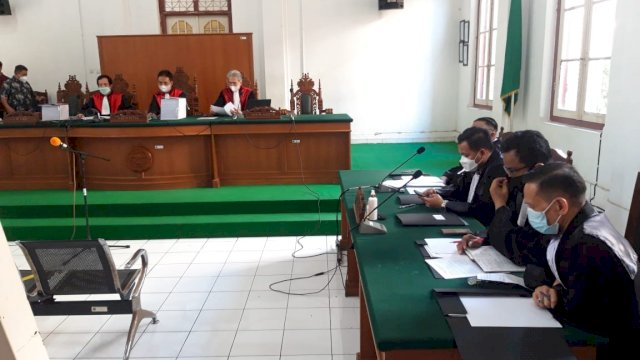 Saksi Persidangan Sebut Dana CSR Murni Pembangunan Masjid, Tak Ada Kaitan NA