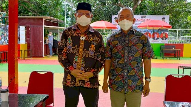Temui Bupati Polman, Rektor UNM Pastikan Mahasiswa KKN UNM di Polman Tetap Lanjut