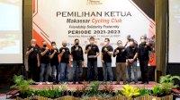 Selamat! Arissanto Wijaya Jadi Ketua Makassar Cycling Club Periode 2021-2023