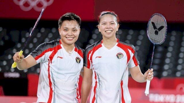 BREAKING NEWS: Greysia Polii/Apriyani Rahayu Sumbang Medali Emas Pertama untuk Indonesia di Olimpiade Tokyo