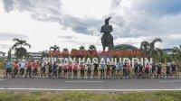 Semarak HUT Kemerdekaan RI, MCC Gowes 76 Kilometer