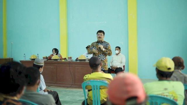 Temuan Aras di Soppeng, Kuota Program Bedah Rumah Butuh Penambahan