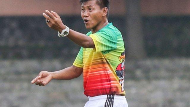 Mantap! Mr Redmont Club Boyong Pelatih Nasional Majukan Sepak Bola Bulukumba