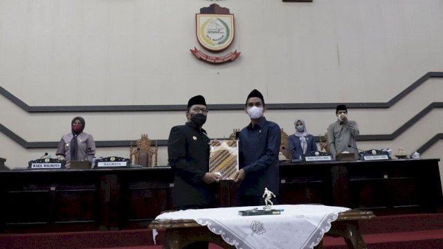 9 Fraksi di DPRD Makassar Sepakat RPJMD Tahun 2021-2026 Jadi Perda