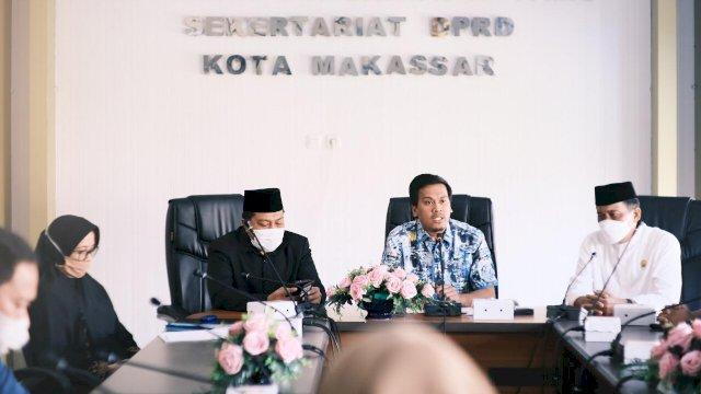 Legislator Wajo Belajar Sistem Pendidikan di DPRD Makassar