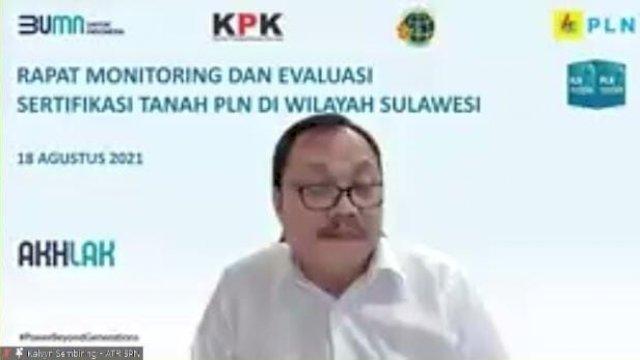 PLN Perkuat Koordinasi dengan KPK dan BPN 6 Provinsi se-Sulawesi