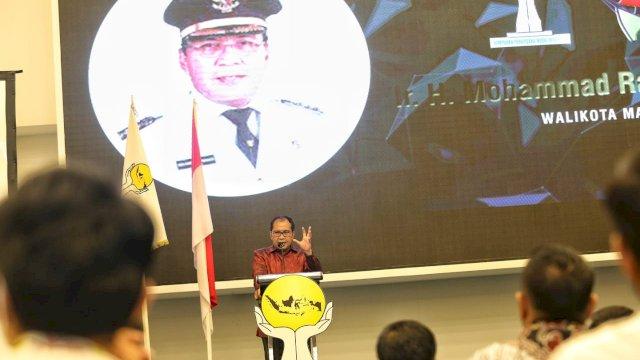 Wali Kota Danny Ajak HIPMI Bersama Wujudkan Percepatan Makassar Kota Dunia