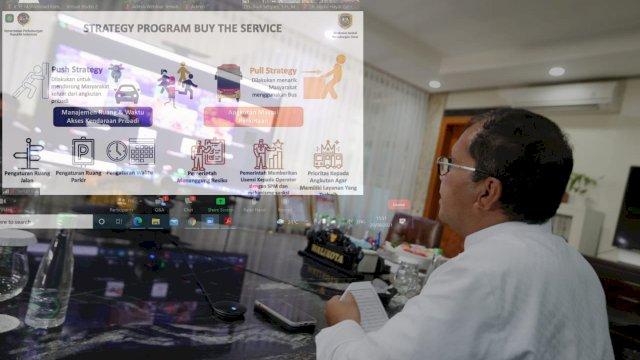 Danny Sebut Aplikasi Teman Bus Segera Hadir Di Makassar Untuk Mengurangi Kemacetan
