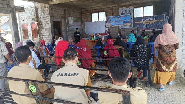 Gelar Sosialisasi Rembuk Stunting di Desa Je'netallasa, Ini Harapan Kadinkes