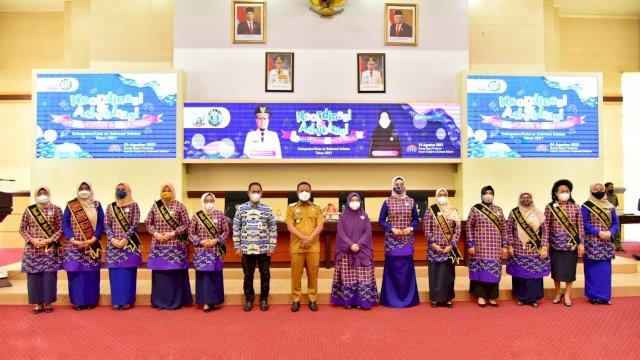Hadiri Rakor dan Advokasi, Bunda Paud Makassar Programkan Hal Ini
