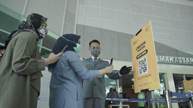 Mal di Makassar Kembali Buka Bagi Pengunjung yang Sudah Vaksin