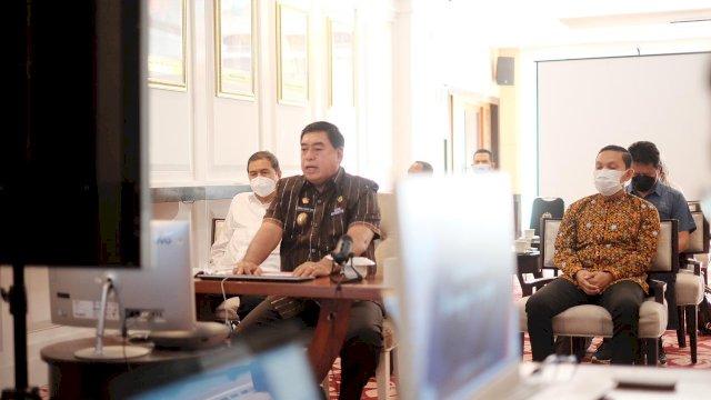 Abdul Hayat Minta Sosialisasi Permen LHK Dilaksanakan di Kabupaten Kota