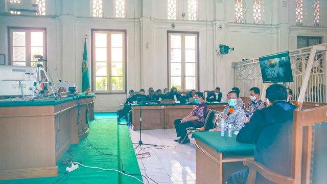 Plt Gubernur Sulsel Jadi Saksi Sidang Suap Nurdin Abdullah