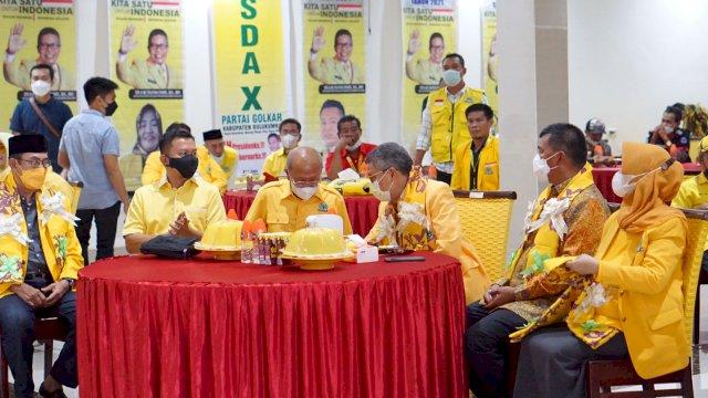 4 Kepala Daerah Hadiri Musda Golkar Bulukumba, TP Singgung Soal Komitmen