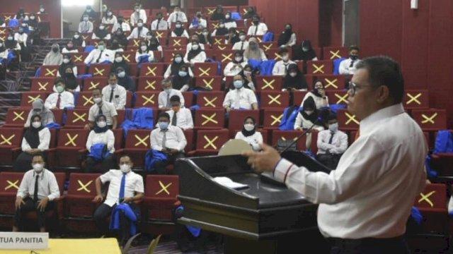 Inspirasi Akademik Rektor UNM Bagi Mahasiswa PPS