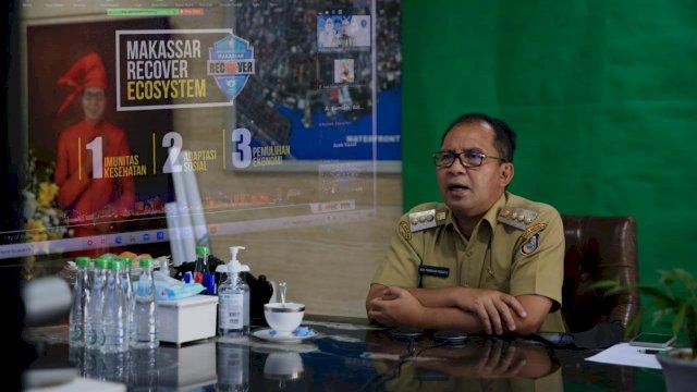 Jadi Narasumber Economic Talk HMI, Wali Kota Danny Beberkan Program Makassar Recover