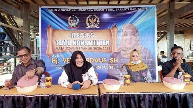Legislator PKS Vera Firdaus Mengundurkan Diri Dari Ketua Komisi C DPRD Sulsel