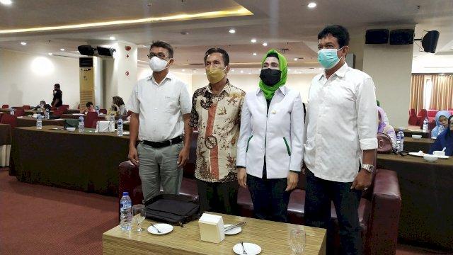 Legislator Makassar Muliati Ajak Masyarakat Peduli Lingkungan