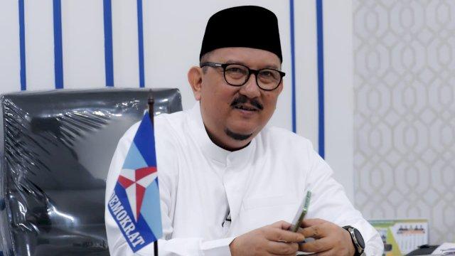 Wakil Ketua DPRD Sulsel Sebut PPKM Tak Efektif Tekan Penyebaran Covid-19