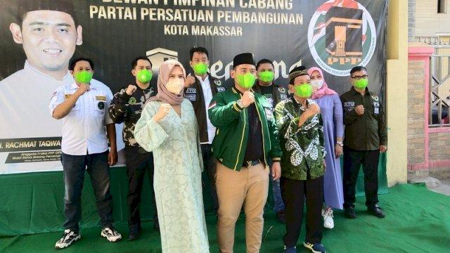Rachmat Taqwa Harap Prosesi Muscab PPP Makassar Tidak Seperti Warung Tunjuk-tunjuk