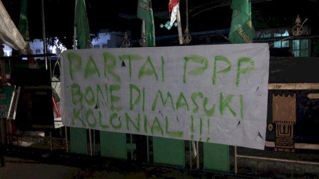 Jelang Muscab, PPP Bone Mulai Bergejolak