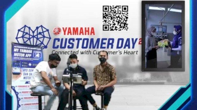 Rayakan Hari Pelanggan Nasional, PT SJAM Berikan Promo Kejutan