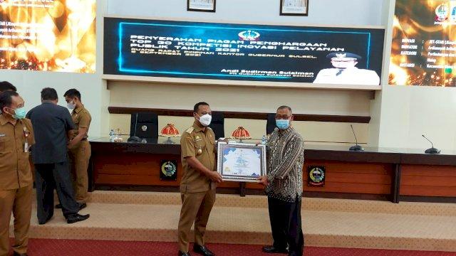 Inovasi JET-STAR Kecamatan Ujung Antar Parepare Capai Penghargaan Top 30 Inovasi