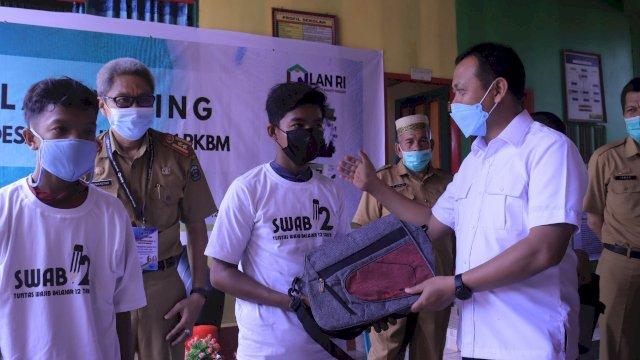 Launching Program 1 Desa 1 PKBM, Bupati Syamsari: Ini Warisan Saya untuk Masyarakat