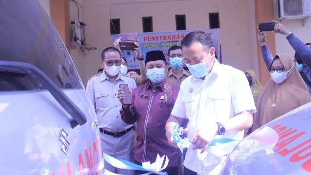Perkuat Pelayanan Kesehatan di Masa Pandemi, Pemkab Takalar Beri Kelonggaran Pada UMKM