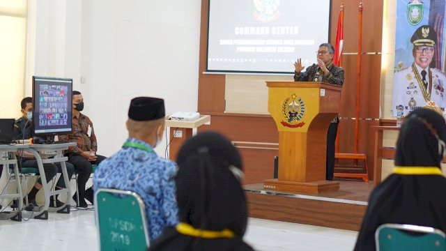 Wali Kota Parepare Buka Pelatihan Dasar CPNS Formasi Tahun 2019