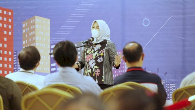 Fatmawati Harap Vaksinasi Industri Jasa Keuangan Bentuk Herd Immunity di Tengah Masyarakat