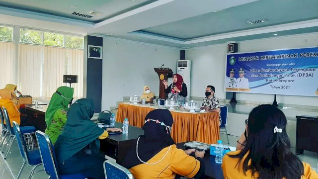 DP3A Parepare Gelar Kegiatan Menakar Kepemimpinan Perempuan