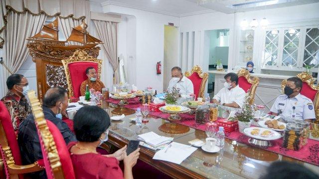 Plt Gubernur Sulsel Inisiasi Pertemuan Bersama Pengusaha Ekspor