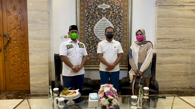 Jelang Muscab PPP Makassar, RTQ Dapat Restu Danny Pomanto