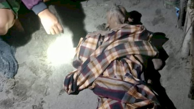 Mayat Laki Laki Tanpa Busana di Ditemukan, Polisi : Identitasnya Belum Diketahui
