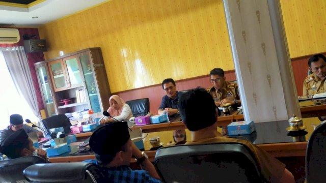 Proyek Trotoar Disorot, Komisi III DPRD Jeneponto Panggil Kadis PU