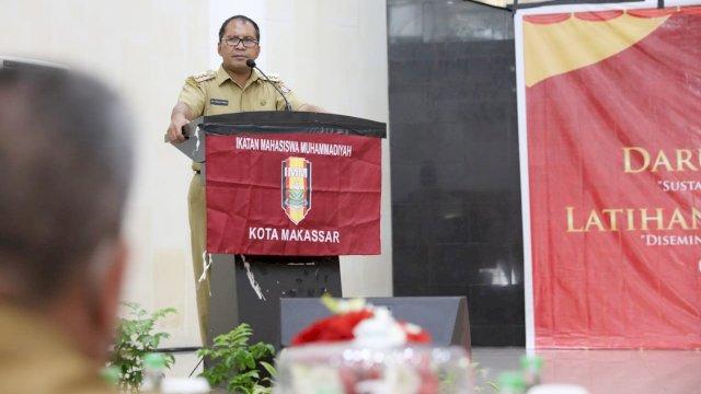 Danny Pomanto Bangga PC IMM Kota Makassar Hasilkan Kader Pilihan Leadership yang Tangguh
