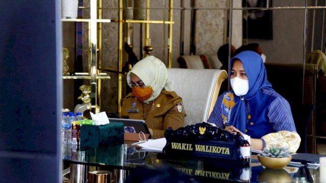 Hari Kedua Pembekalan BPSDM RI Wawali Fatmawati Ikuti 4 Materi