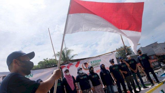 Dari Timur Indonesia, Relawan Kawan Sandi Deklarasi Capres 2024
