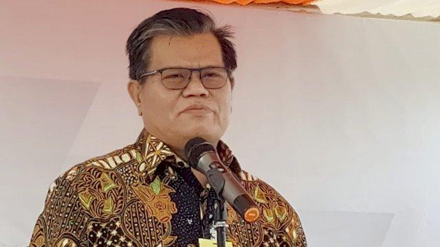 Rektor UNM Bagikan Trik Mengambil Keputusan dan Pemecahan Masalah Kepada Peserta LK II Gappembar